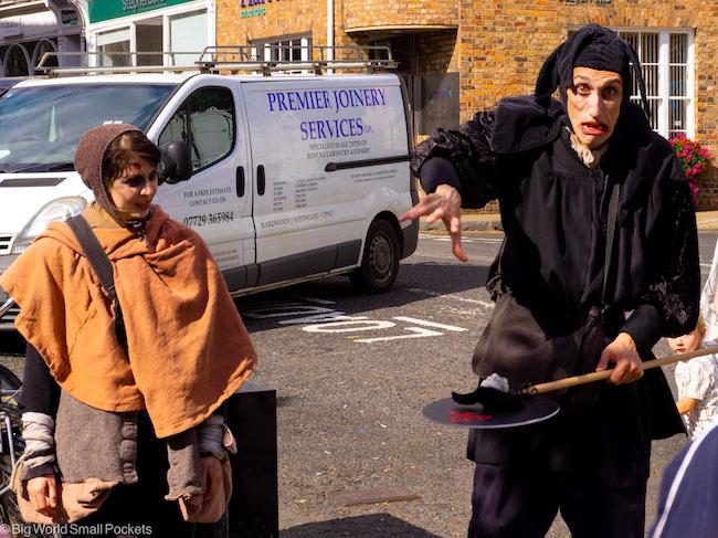 England, York, Street Performance
