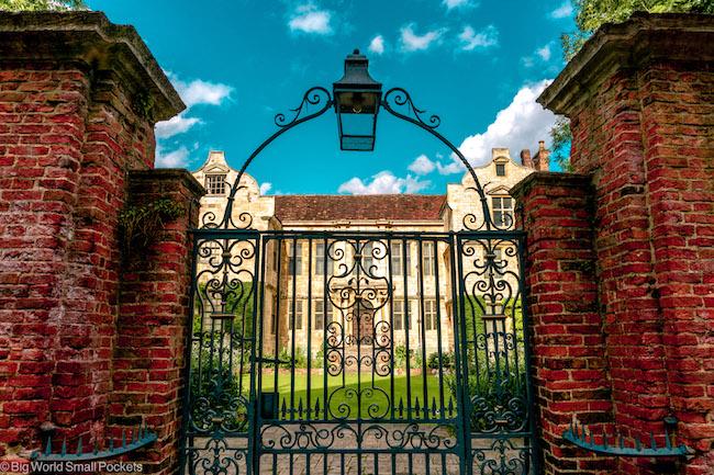 England, York, Treasurer's House