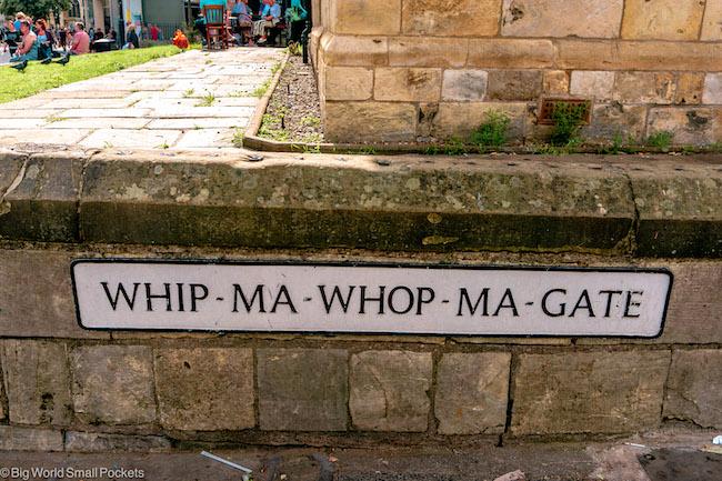 England, York, Whip-Ma-Whop-Ma-Gate