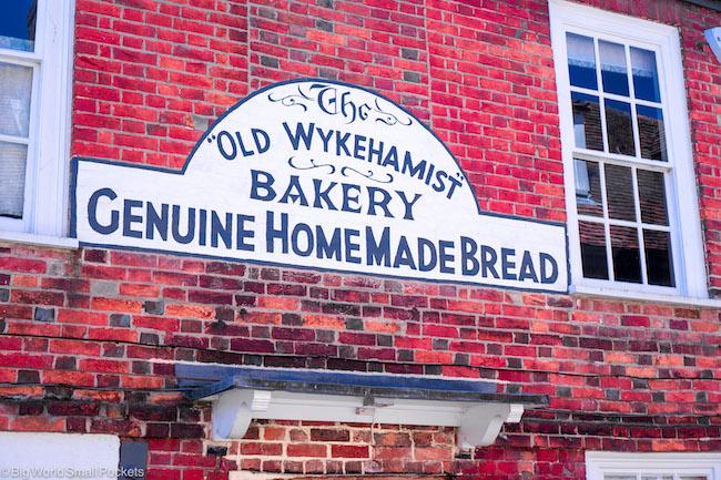 Hampshire, Winchester, Bakery