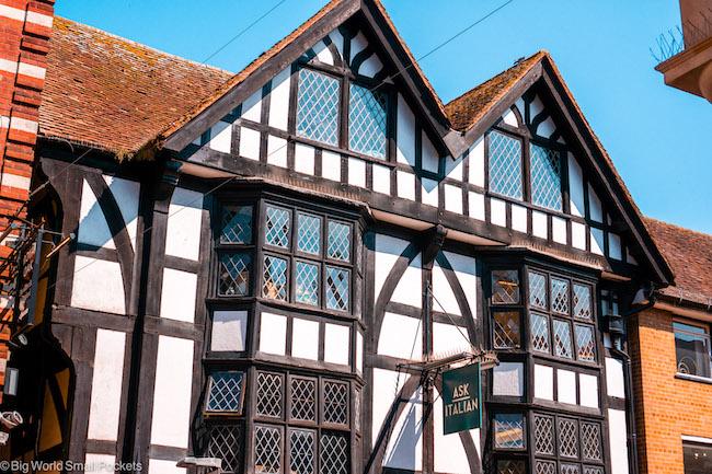 Hampshire, Winchester, Street