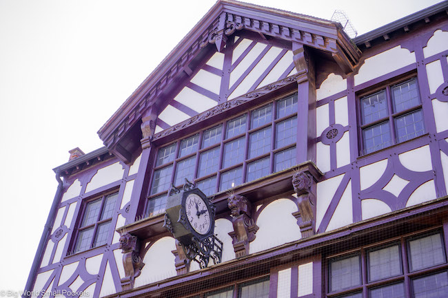 Hampshire, Winchester, Tudor Buildings