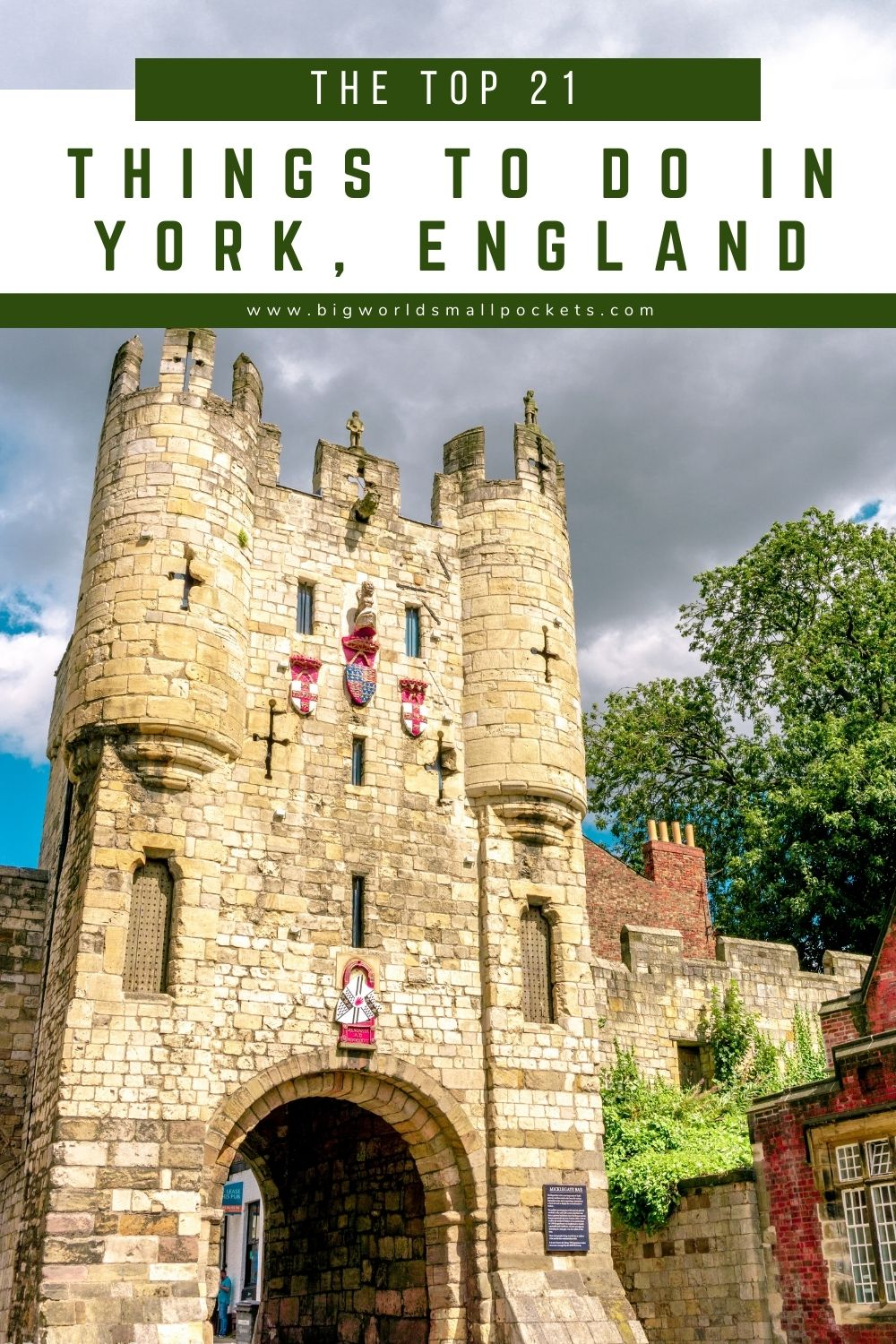 The Top 25 Things to Do in York, England