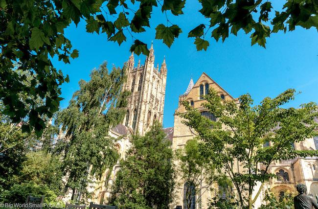 UK, Canterbury, Cathedral Lodge