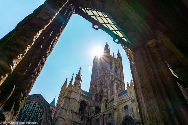 UK, Canterbury, Cathedral