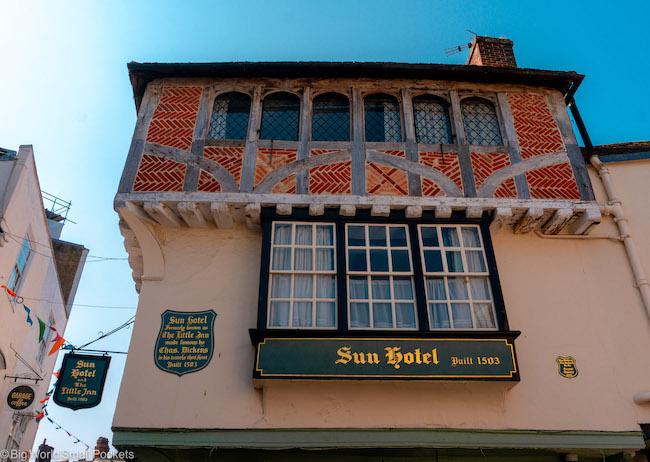 UK, Canterbury, Sun Hotel