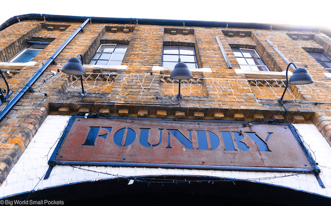 UK, Canterbury, The Foundry