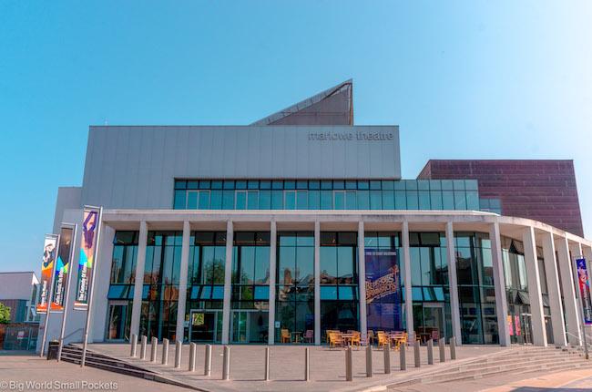 UK, Canterbury, Theatre
