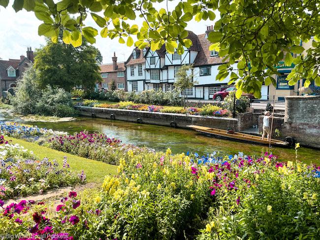 UK, Canterbury, Westgate Gardens